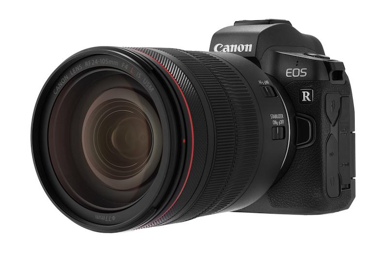Full Frame Mirrorless Canon EOS RP